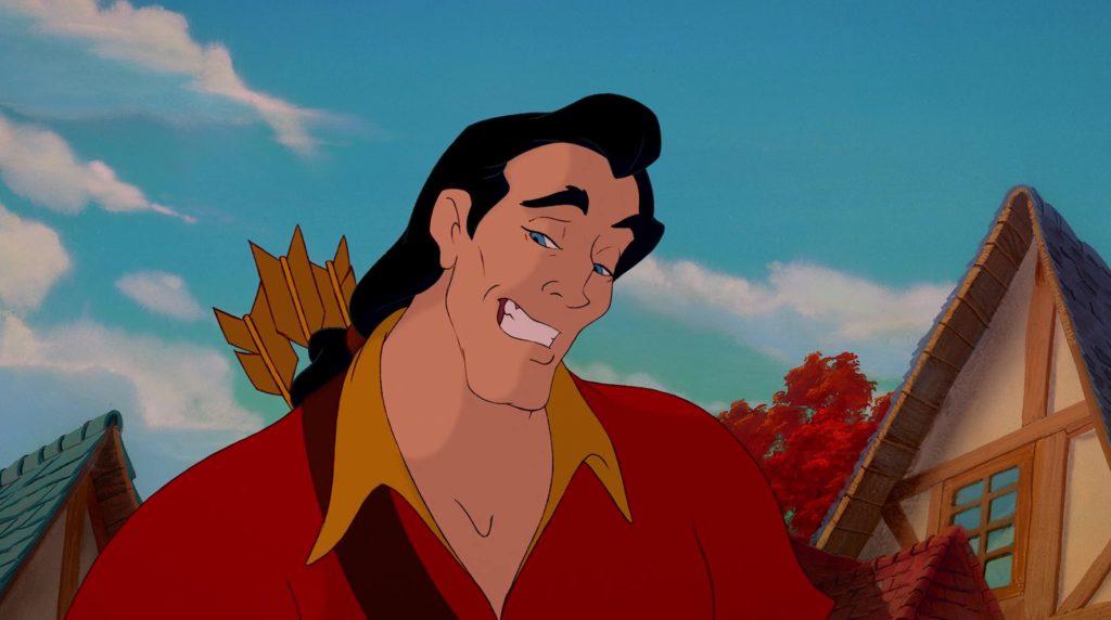 Twisted Tale: Histoire éternelle, le personnage de Gaston tiré du long métrage d'animation