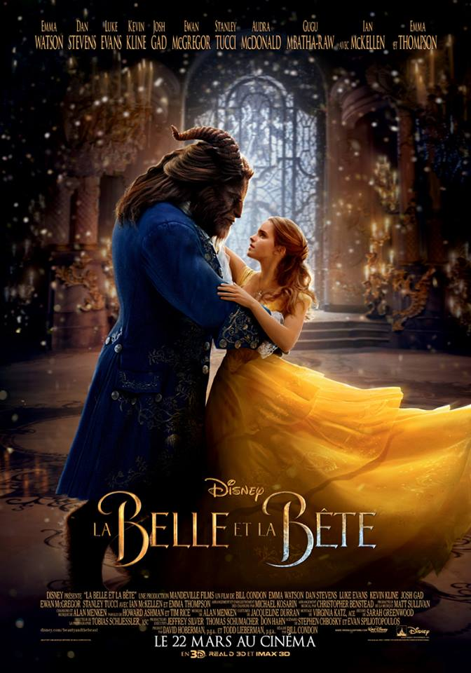 La Belle danse avec la Bête