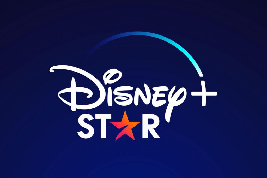 logo Disney Plus  Star