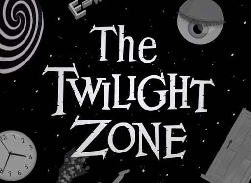The Twilight Zone , logo de la série