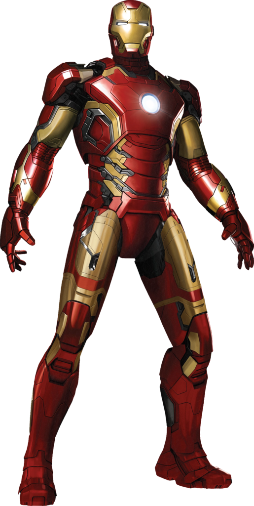 L'impressionnante armure de Iron Man