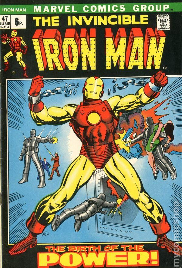 couverture du comics