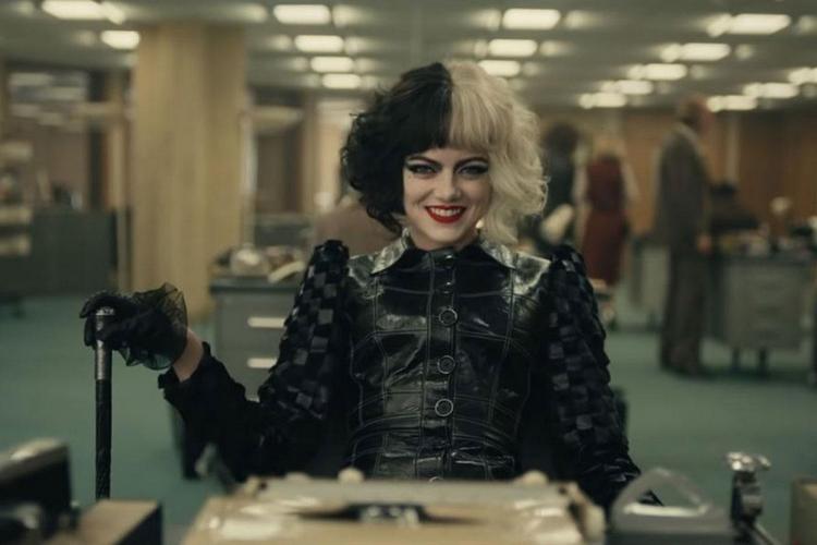 Emma Stone is Cruella