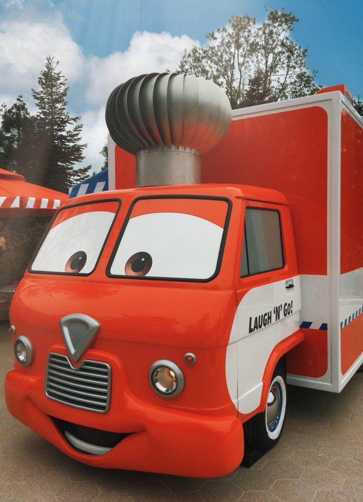 Le nouveau Food Truck des Walt Disney Studios