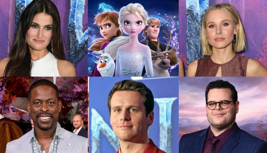 Le casting américain de la reine des Neiges