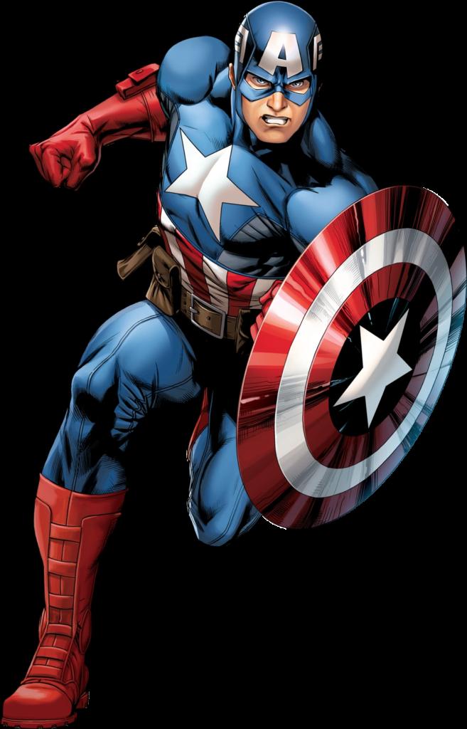 Personnage de Captain America