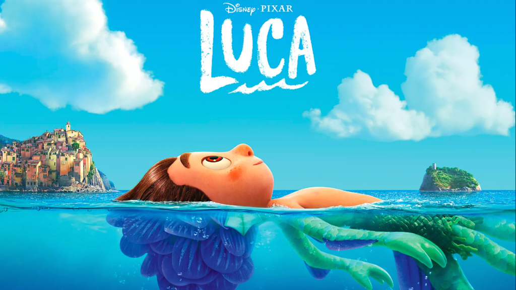 Affiche du film Luca
