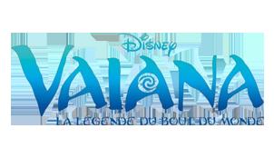 logo du film vaiana