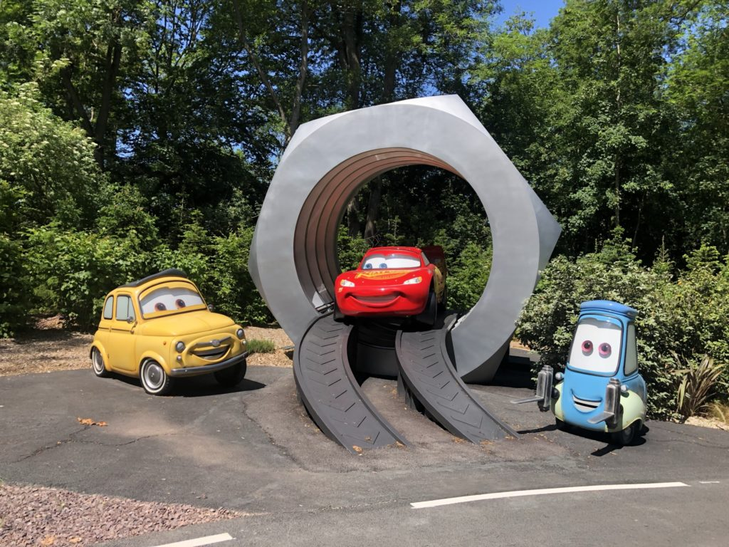 CARS ROAD TRIP