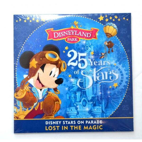 lost in the magic - pochette