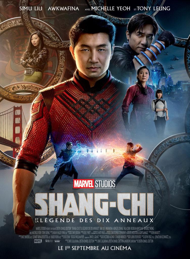 Affiche du film Shang-Chi