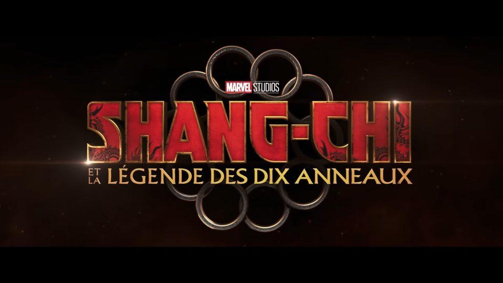 Logo du film Shang-Chi et la légende des dix anneaux