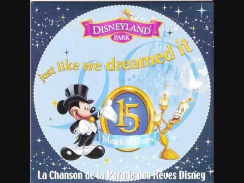 Just like we dreamed it - pochette
