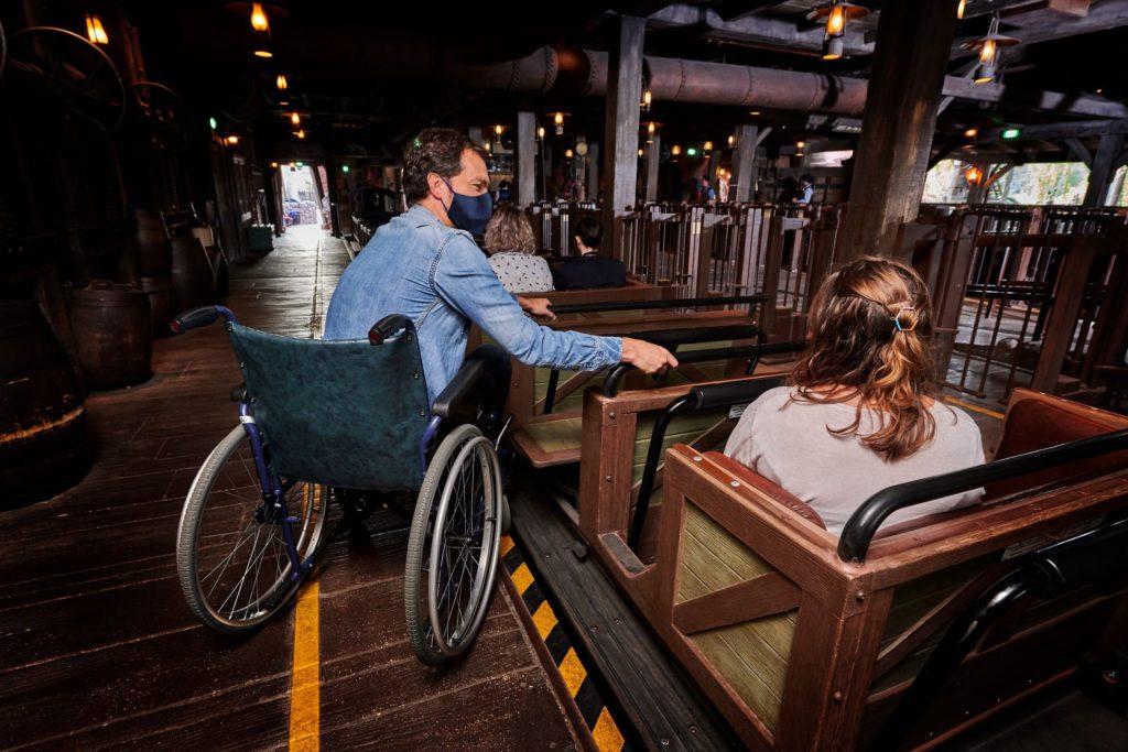 Handicap - image officielle